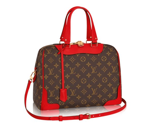 Louis Vuitton Coquelicot Retiro NM Bag