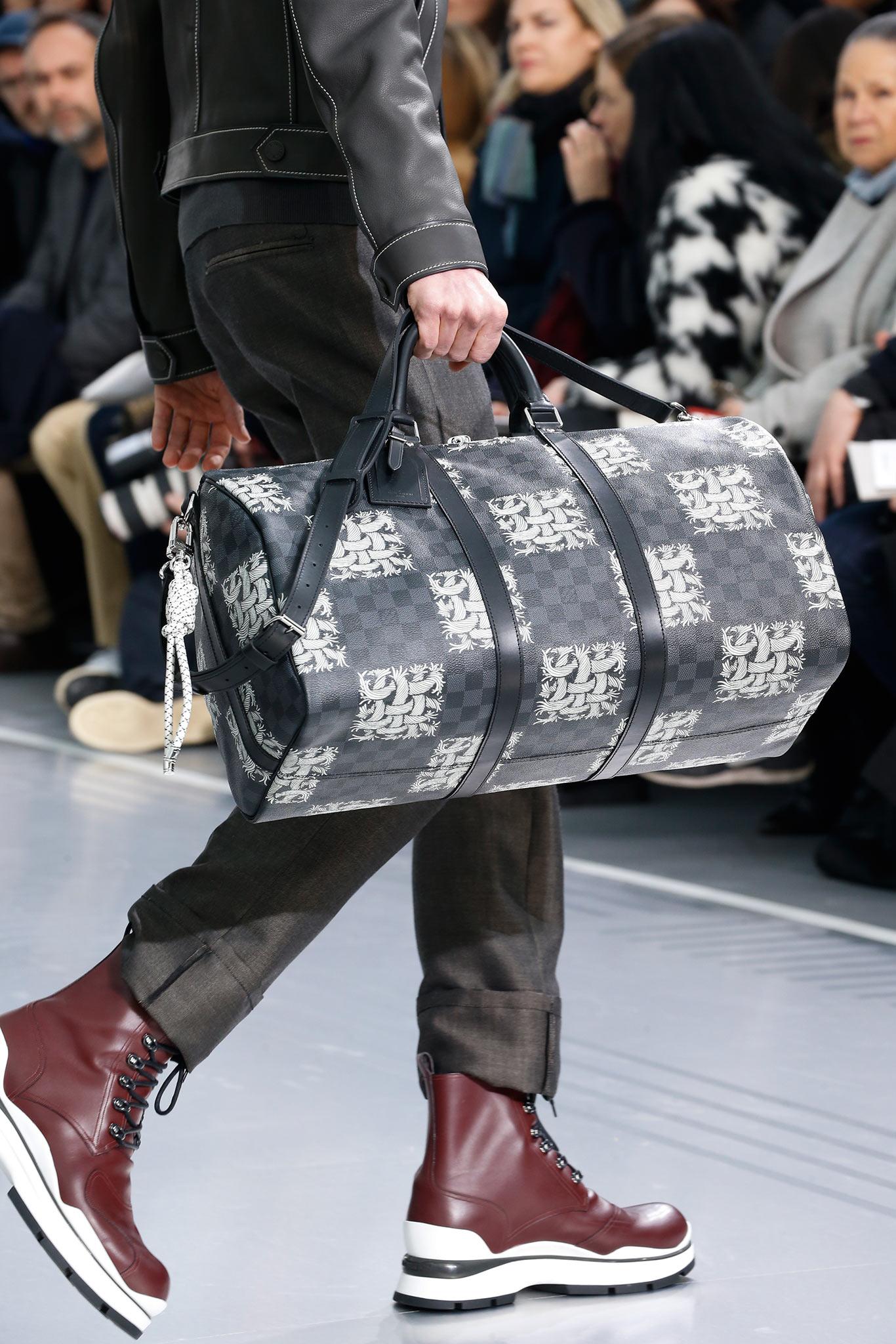 Louis Vuitton Men S Fall Winter 2015 Runway Bags