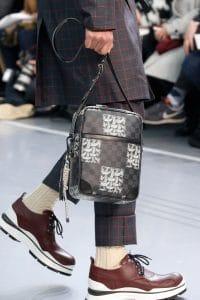 Louis Vuitton Damier Graphite Nemeth Messenger Bag - Fall 2015