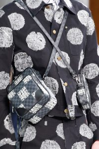 Louis Vuitton Damier Graphite Nemeth Mini Messenger Bags 2 - Fall 2015