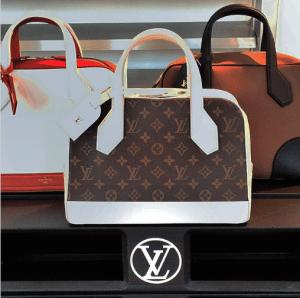 Louis Vuitton Dora Bags - Spring 2015