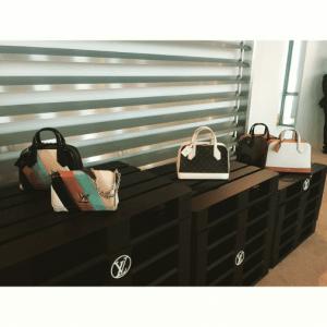 Louis Vuitton Dora and Twist Bags - Spring 2015