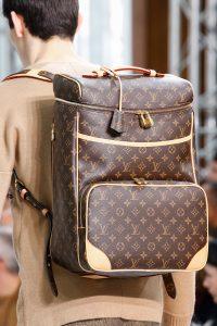 Louis Vuitton Monogram Canvas Backpack Bag - Fall 2015