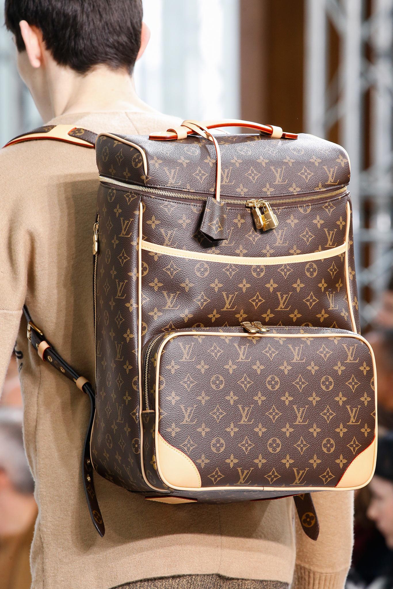 Louis Vuitton Desinfektionsmittel