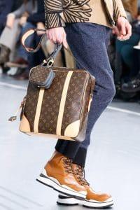 Louis Vuitton Monogram Canvas Large Messenger Bag - Fall 2015