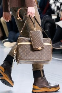 Louis Vuitton Monogram Canvas Messenger and Pouch Bags - Fall 2015