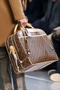 Louis Vuitton Monogram Canvas Weekender Bag - Fall 2015