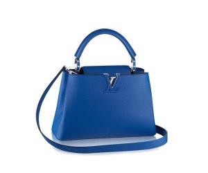 Louis Vuitton Outremer Capucines BB Bag