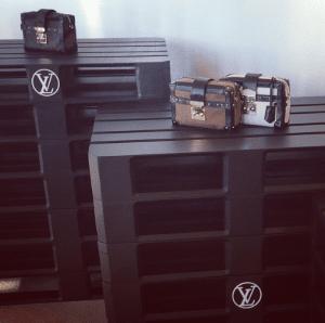 Louis Vuitton Petite Malle Souple Bags - Spring 2015