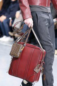 Louis Vuitton Red Large Messenger Bag - Fall 2015