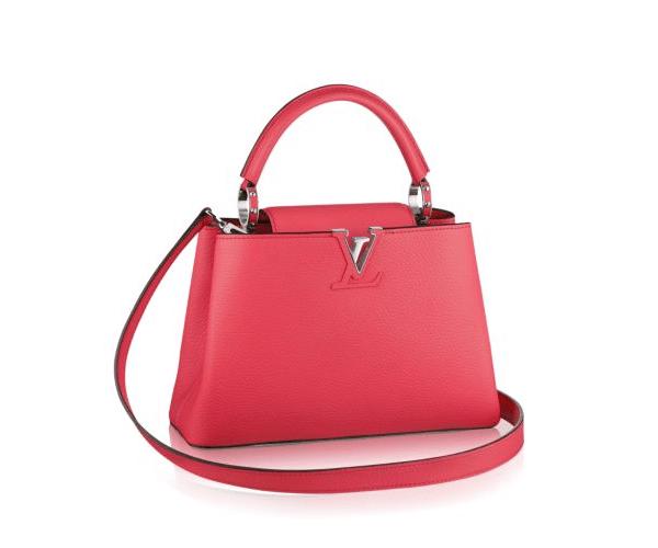 Louis Vuitton Capucines Black Bag Brand