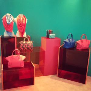 Louis Vuitton Soft Lockit Tote Bags - Spring 2015