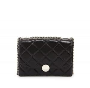 Marc Jacobs Black Quilted Trouble Bag