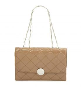 Marc Jacobs Nude Quilted Trouble Big Bag