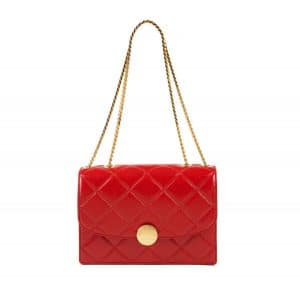 Marc Jacobs Red Quilted Trouble Bag