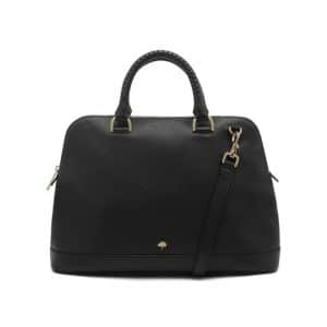 Mulberry Black Pembridge Double Handle Bag
