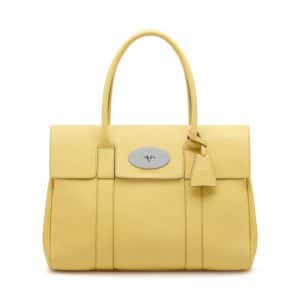 Mulberry Camomile Bayswater Small Bag