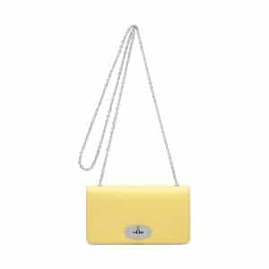 Mulberry Camomile Small Bayswater Clutch Wallet