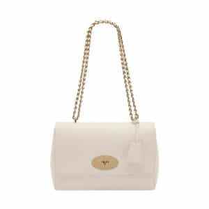 Mulberry Cream Lily Medium Bag