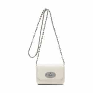Mulberry Cream Lily Mini Bag