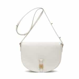 Mulberry Cream Tessie Satchel Bag