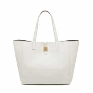 Mulberry Cream Tessie Tote Bag
