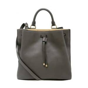 Mulberry Mole Grey Kensington Bag