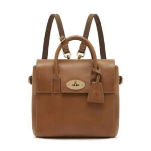 Mulberry Oak Cara Delevingne Mini Bag