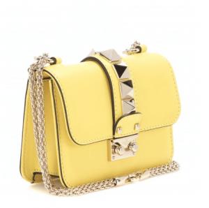 Valentino Rockstud Lock Mini Flap Bag 2