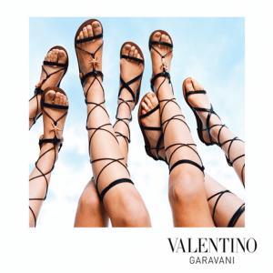 Valentino Spring 2015 Ad Campaign 2