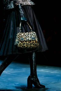 Marc Jacobs Cheetah Print Bag - Fall 2015