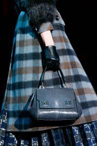 Marc Jacobs Grey Galuchat Bag - fall 2015