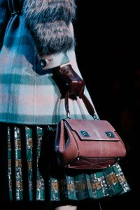 Marc Jacobs Red Galuchat Bag - Fall 2015