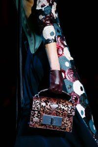 Marc Jacobs Red Python Embellished Bag - Fall 2015