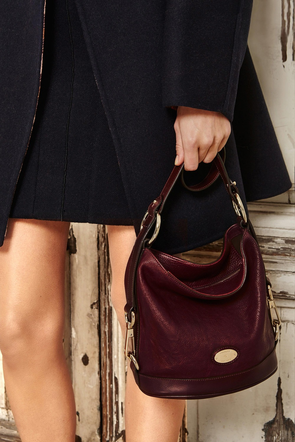 Mulberry Fall 2015 Runway Bag Collection Featuring The