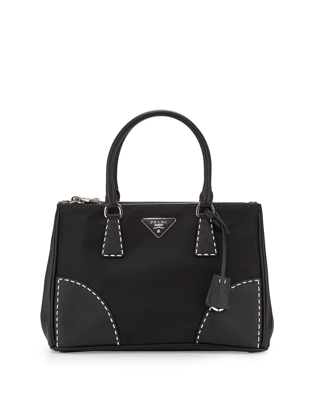 prada handbag discount - Prada Spring / Summer 2015 Bag Collection featuring Large ...
