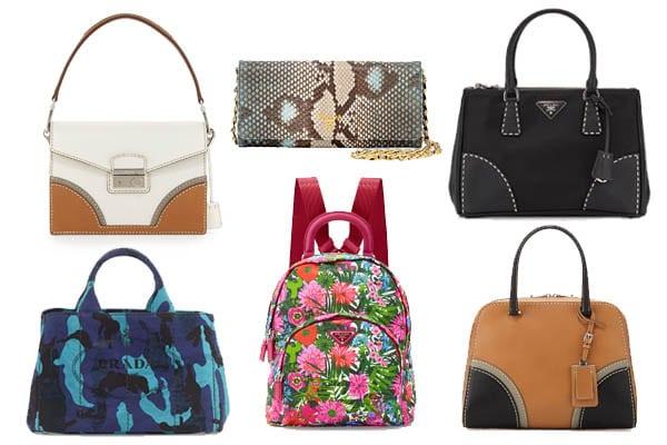 Prada Spring 2015 Bags