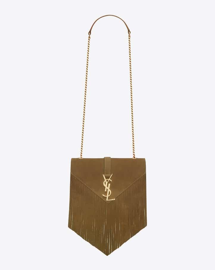 minus bags - ysl fringed bag