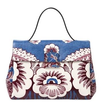 Valentino Printed Tote Bag