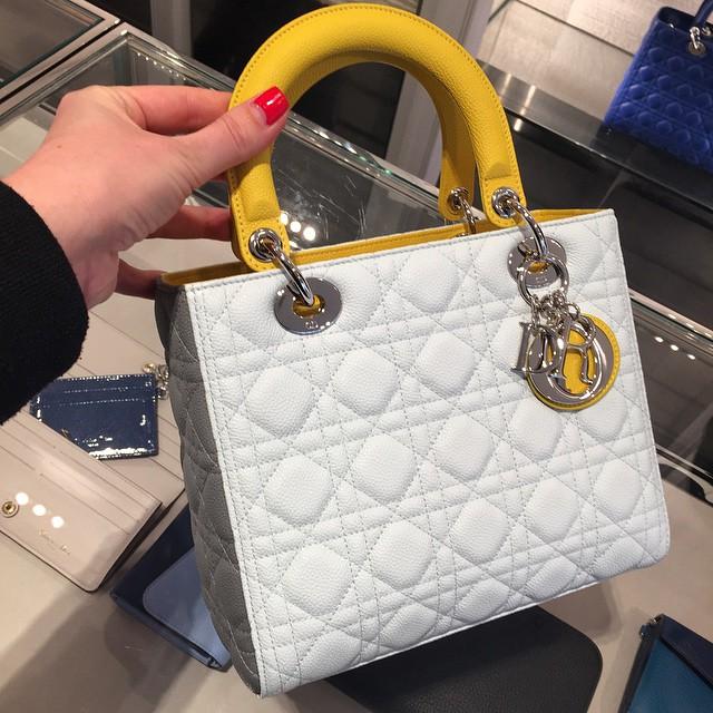 Christian Dior Lady Dior Mini купить Сумки от Christian Dior