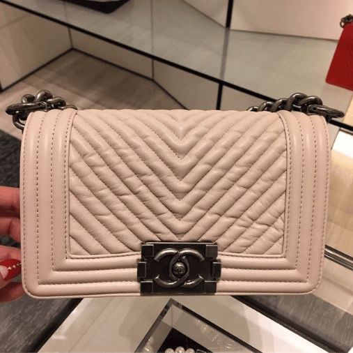 Chanel Spring Summer 2018 Classic And Boy Bag Collection