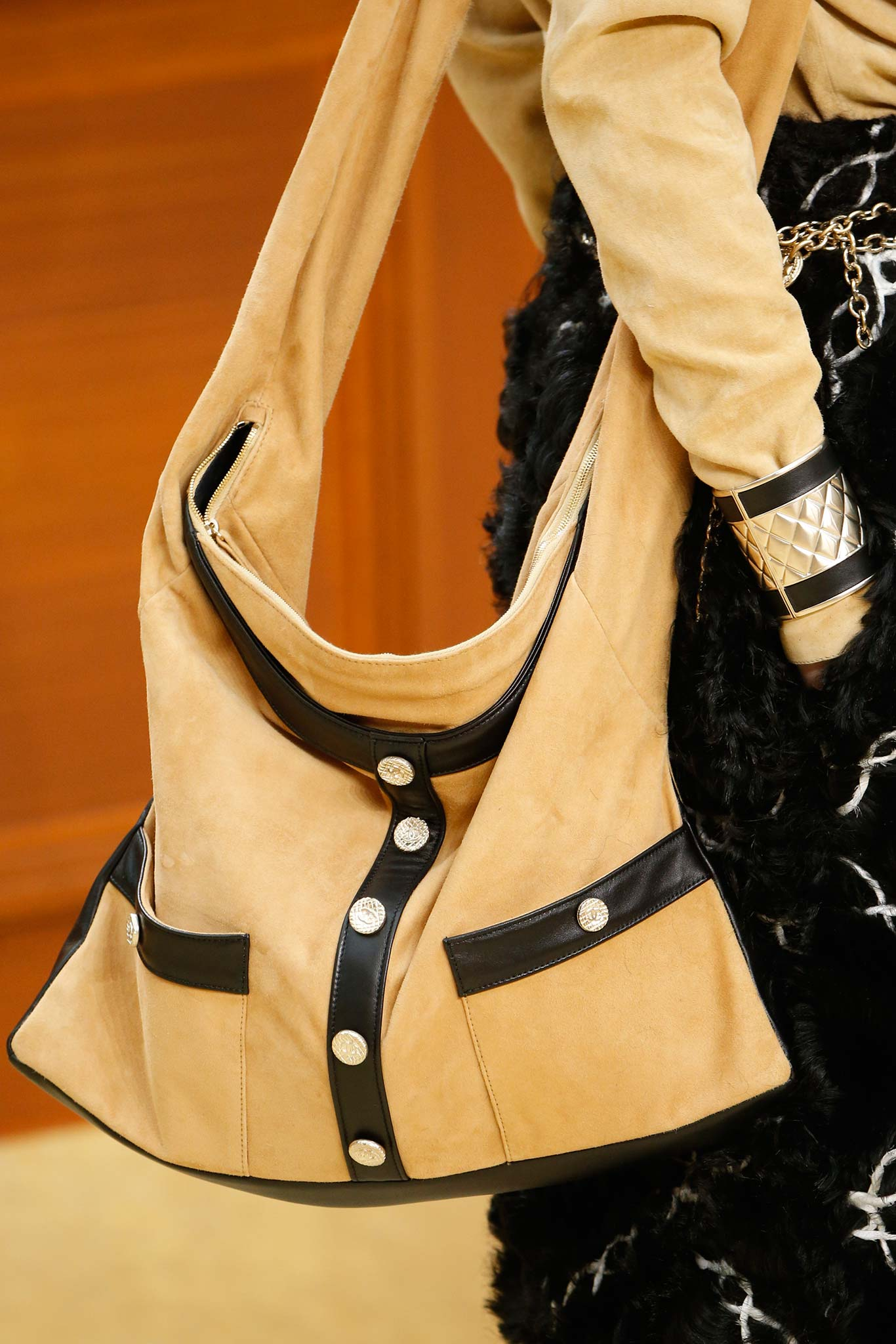 Chanel Fallwinter 2015 Runway Bag Collection Featuring -8726