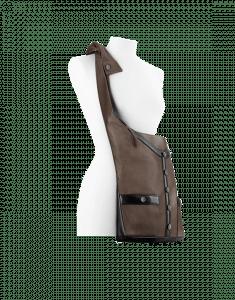 Chanel Brown/Black Girl Chanel Bag - Spring 2015 Act 2