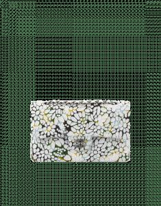 Chanel Multicolor Floral Tweed Chevron Medium Flap Bag - Spring 2015 Act 2