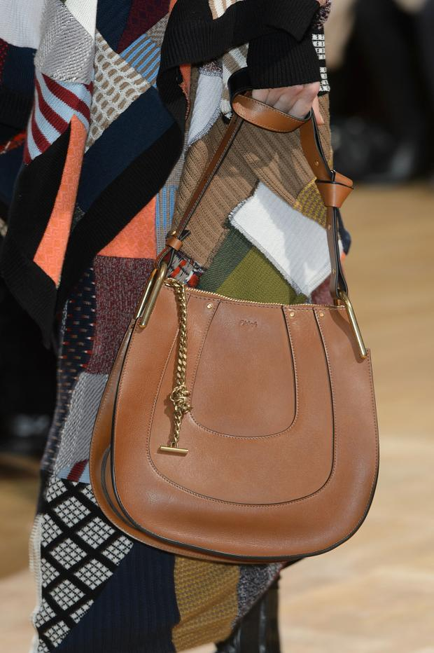chloie bags - Chloe Fall / Winter 2015 Runway Bag Collection feature a 70's vibe ...