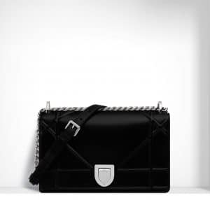 Dior Black Diorama Flap Bag - Spring 2015