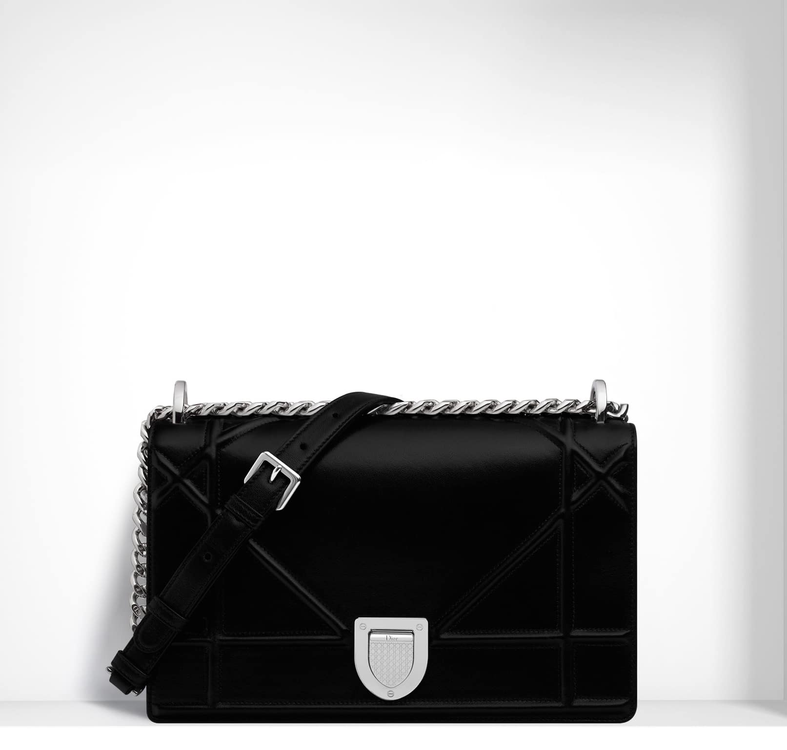 christian dior black purse
