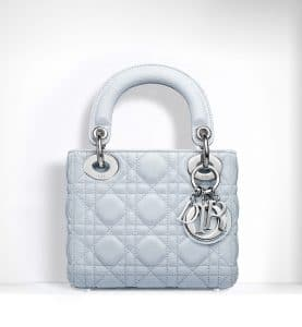 Dior Celeste Lady Dior Small Bag - Spring 2015