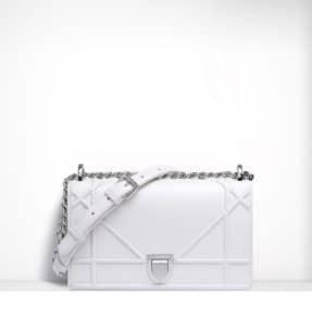 Dior Latte Diorama Flap Bag - Spring 2015