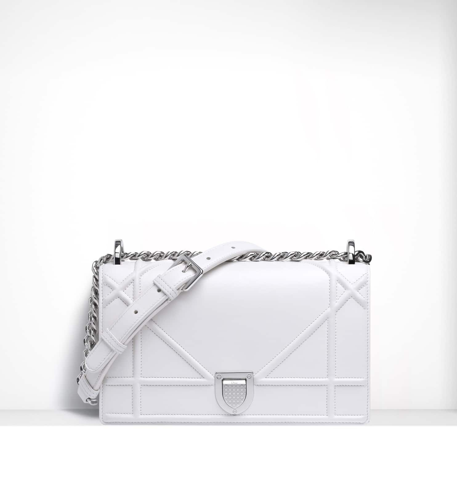 03c3457164d5 Dior Spring Summer 2015 Bag Collection featuring Furistic Details ...